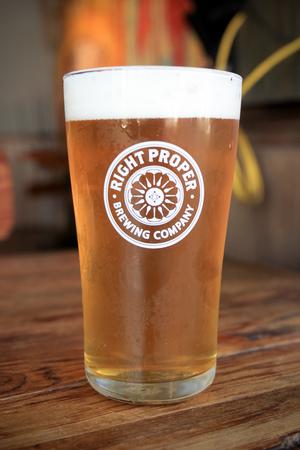 Right Proper Brewing Company