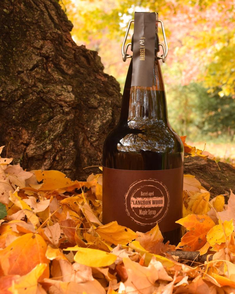 Langdon Wood Maple Syrup