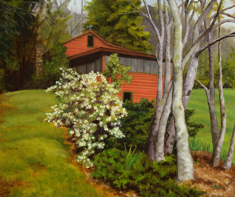 """Country House"" - Melissa Gunther"