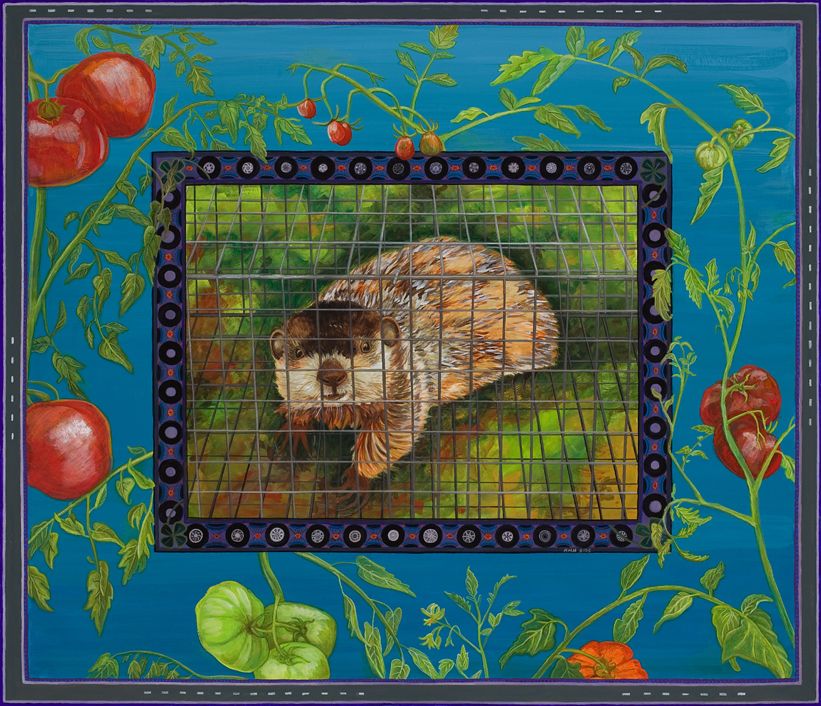 """Groundhog"" - Robin Hanes"