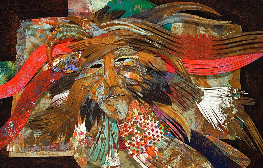 """Mask"" - Leo Monahan"
