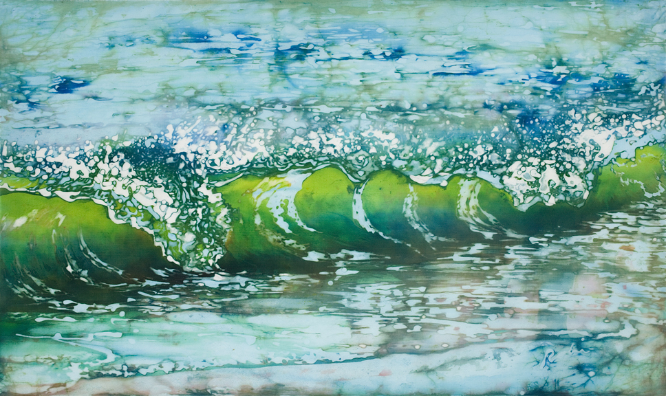 """Ocean Wave"" - Robin Ford"