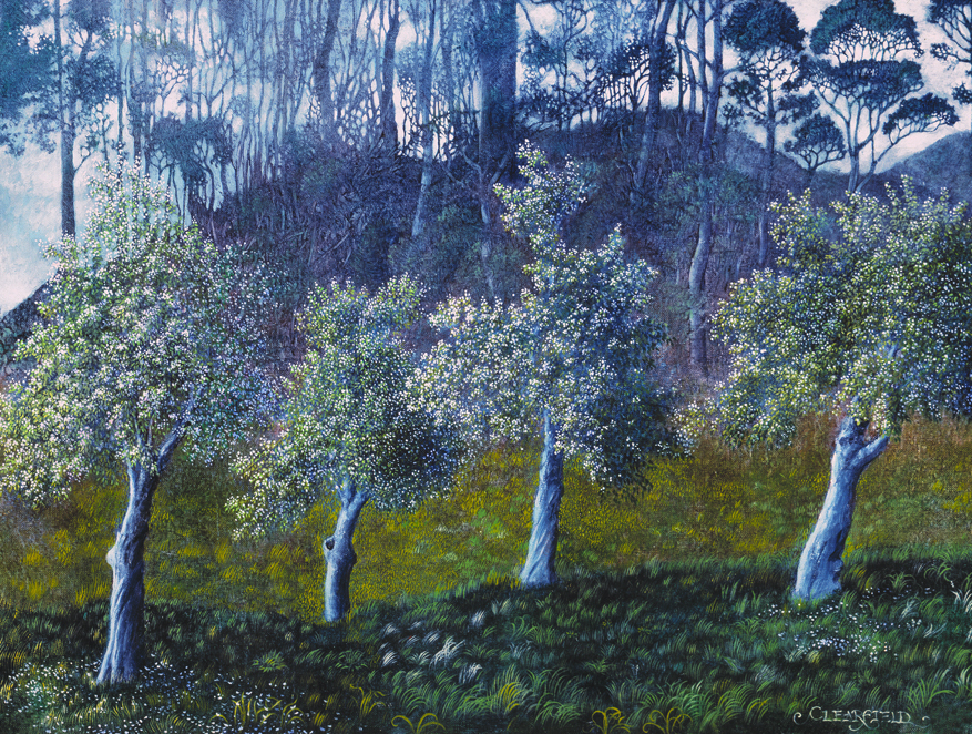 """Orchard"" - Rachel Clearfield"