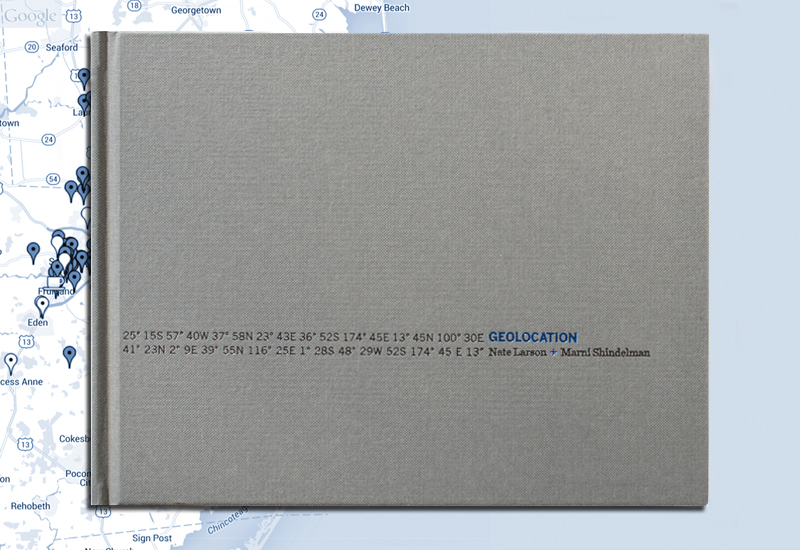 Geolocation book $50.00