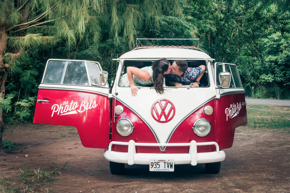 The Photo Bus Oahu