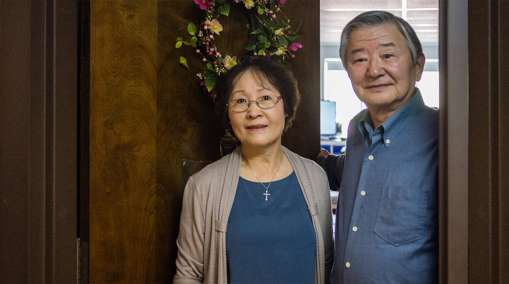 J ust simply, we are very happy here. We've been here for eight years now. This place is like family, no place can compare. – John and Kathy Chung