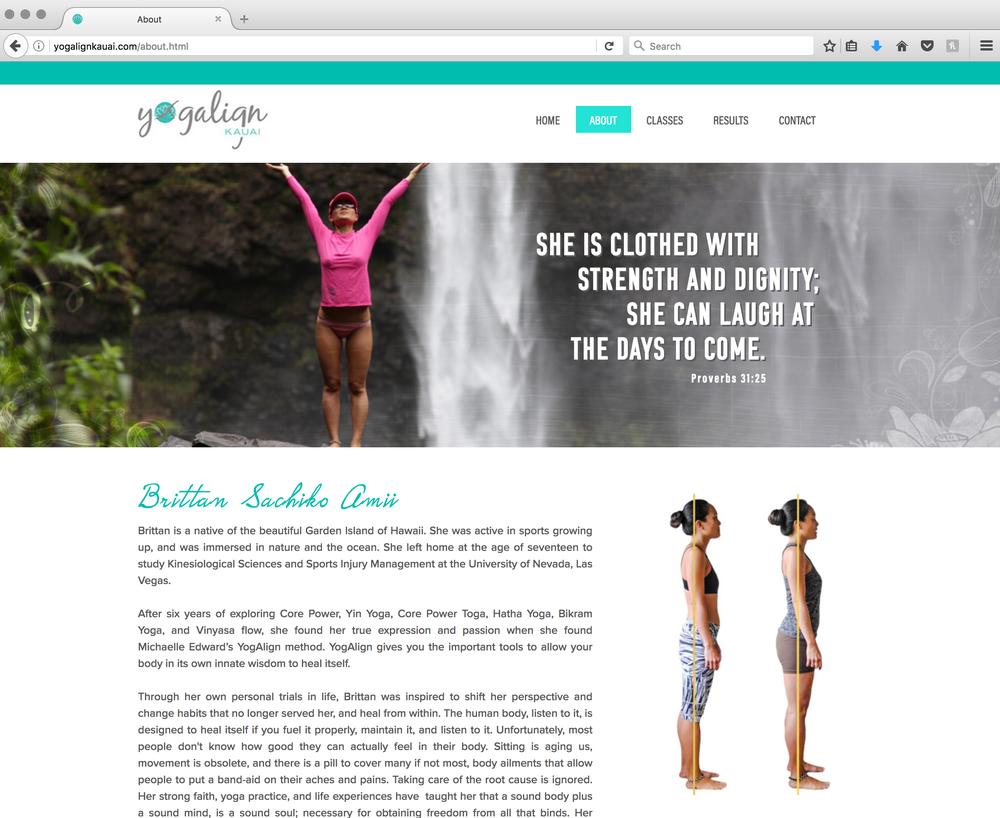 Yogalign Kauai