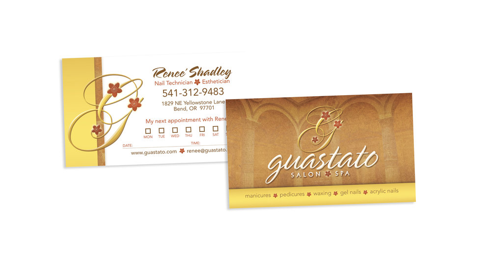 Bayside Design and Photo Business Card Design