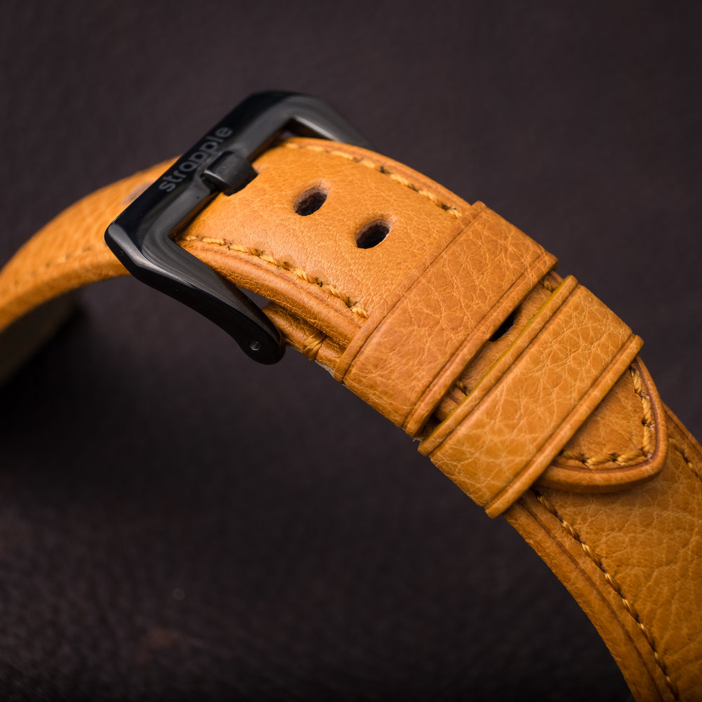 Strapple Leather Apple Watch Band