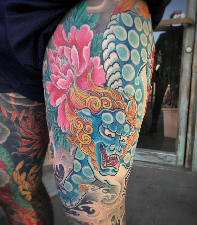 Ten Thousand Waves Tattoo Gallery Ten Thousand Waves