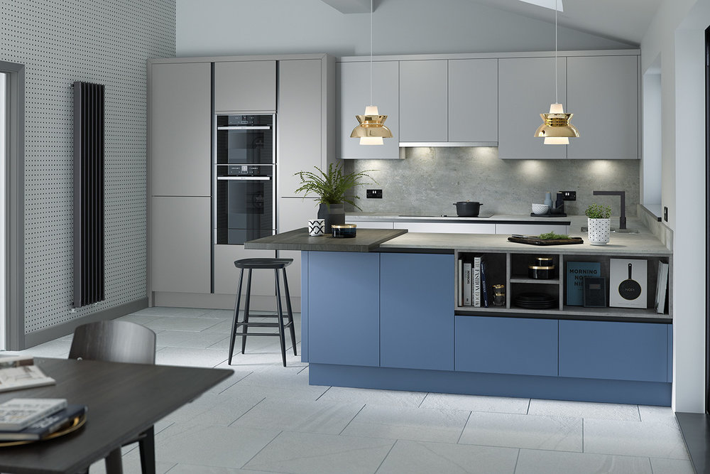 Porter £2900 - 14 colours from standardFree Neff oven, hob, hood, dishwasher+ Granite Quarts £2900 + installation £ 2300 = Total £ 8100   Free Consultation!