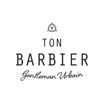Ton barbier logo