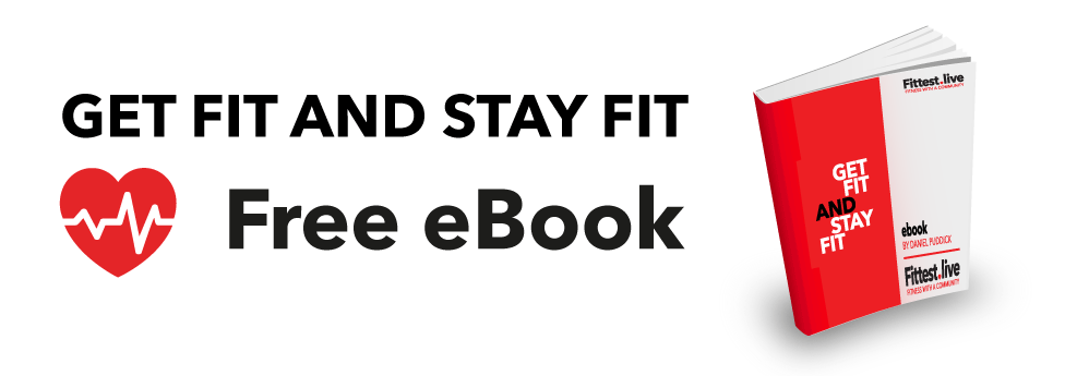Get Fit and Stay Fit. Free eBook