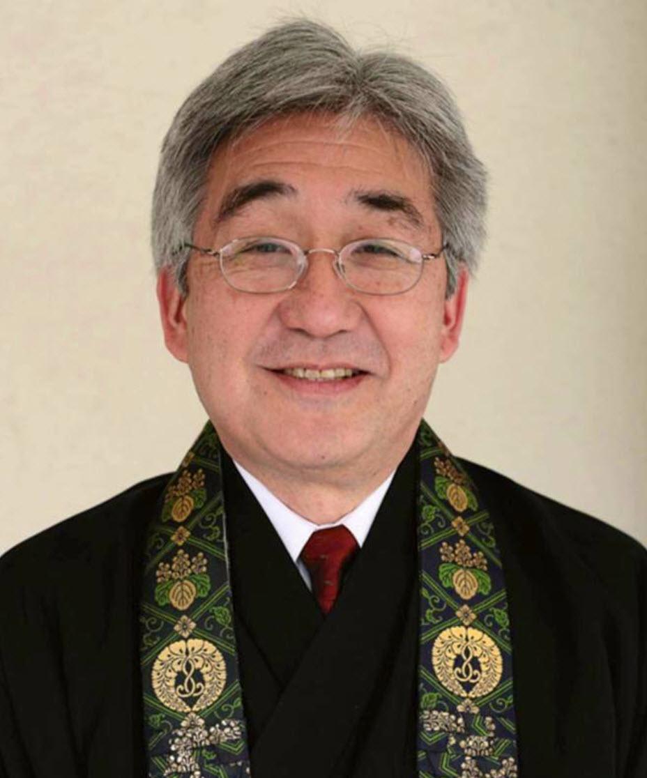 Rev. David Matsumoto, IBS President