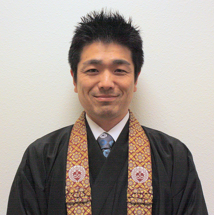Rev. Kiyonobu Kuwahara, BCA Center for Buddhist Education