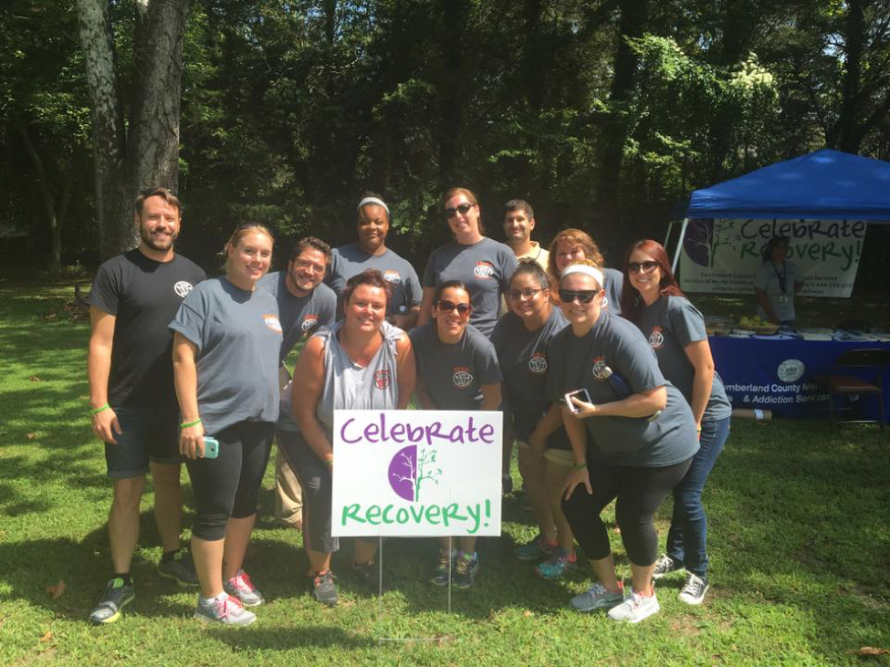 Southwest Council staff has continued to support men and women in recovery and honor those who have passed away from the disease of addiction by participating in and promoting local Recovery Walks.