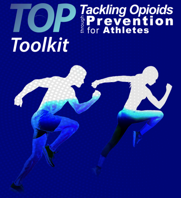 This toolkit is intended to help guide and raise awareness of opioid use and abuse among young student athletes and to provide evidence-based recommendations and information that will encourage and promote policy and practice changes that will strengthen schools, athletic departments and community based athletic programs.