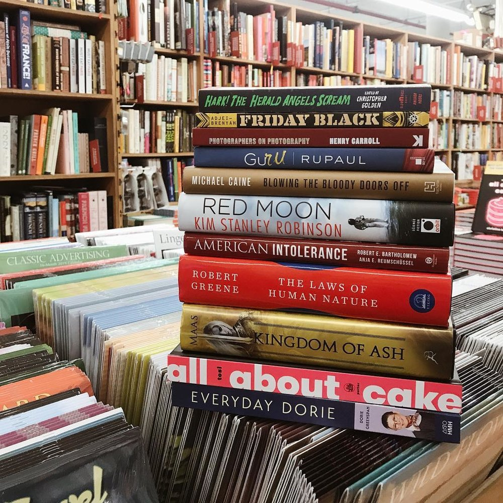 Strand Book Store