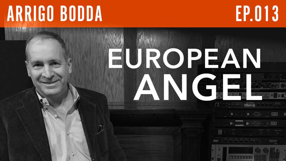 """Arrigo Bodda  """"European Angel"""""""
