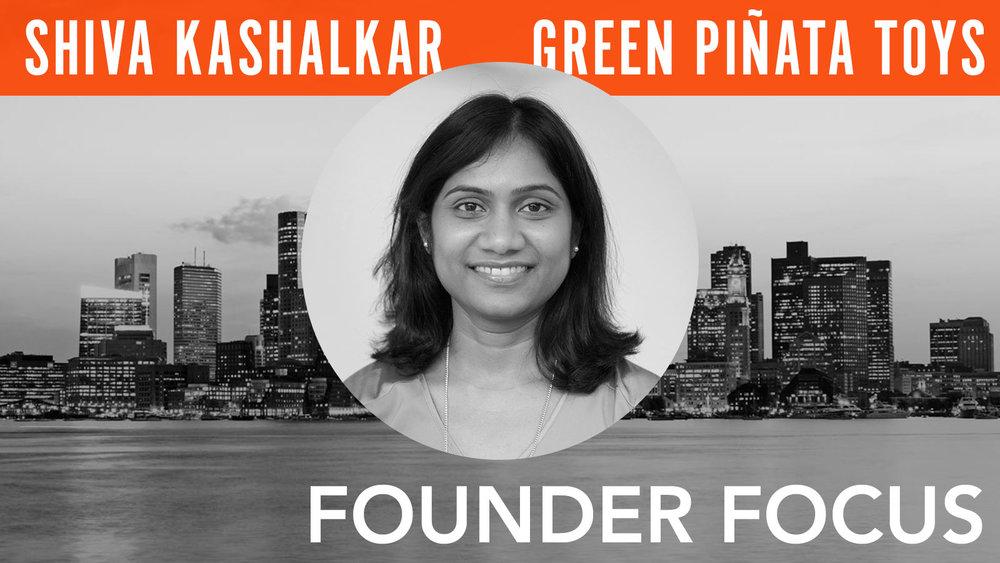 Shiva Kashalkar  Founder Focus