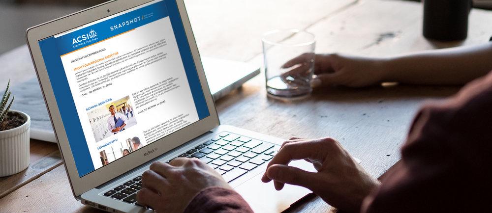 ACSI newsletter redesign.jpg