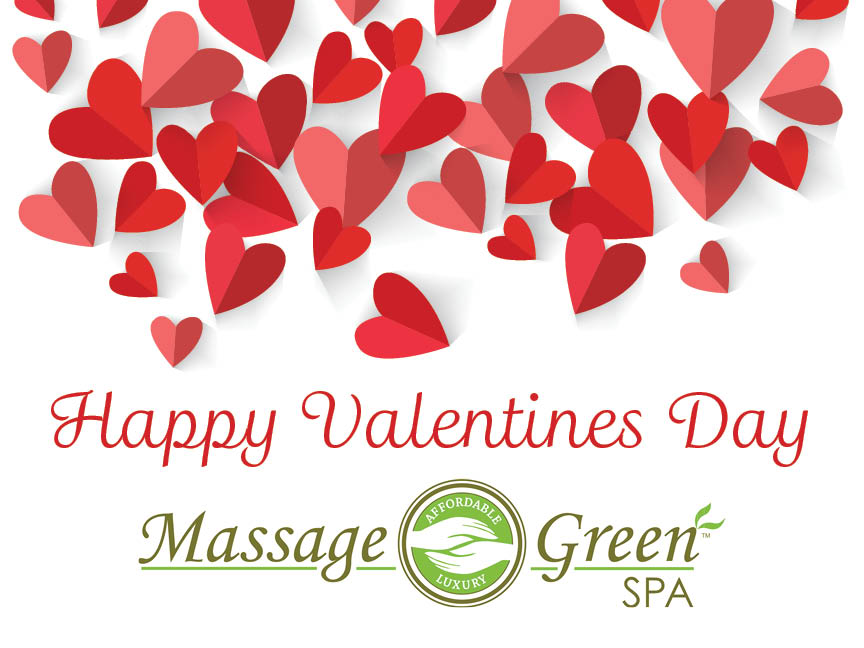 buy 100 in gift cards and receive a 20 complimentary upgrade card - Valentines Day Massage