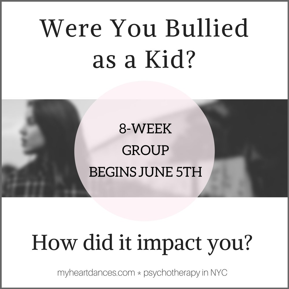 click image to view blog post: how childhood bullying impacts us as adults