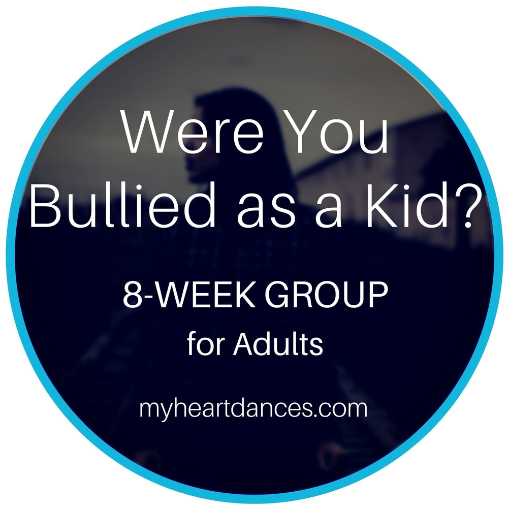 8-week group for adult survivors of childhood bullying in NYC