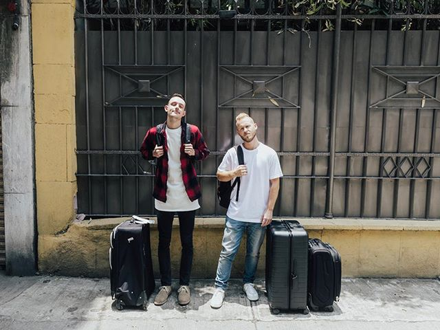 Out here in Mexico City with my bro @brymcki and we just uploaded our first vlog. Go check it out! Link in bio.  Comment below what you want to see in the upcoming videos!