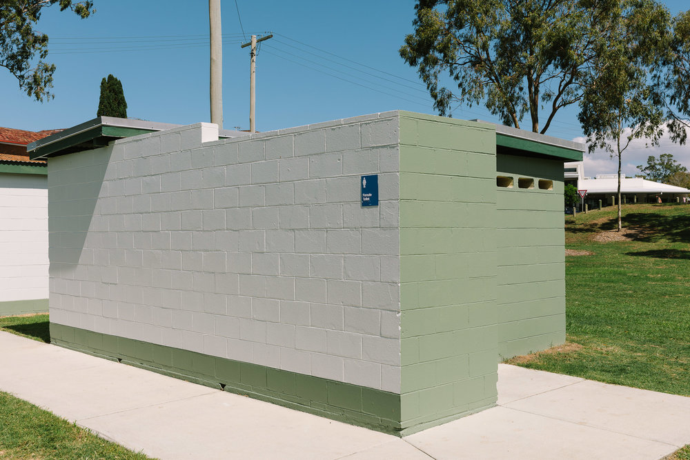 Beth Boyd Park Toilet Facilities