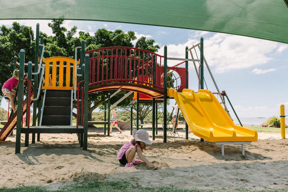 Beth Boyd Park Main Playground