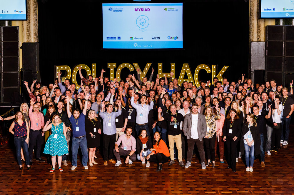 StartupAus Policy Hack 2018