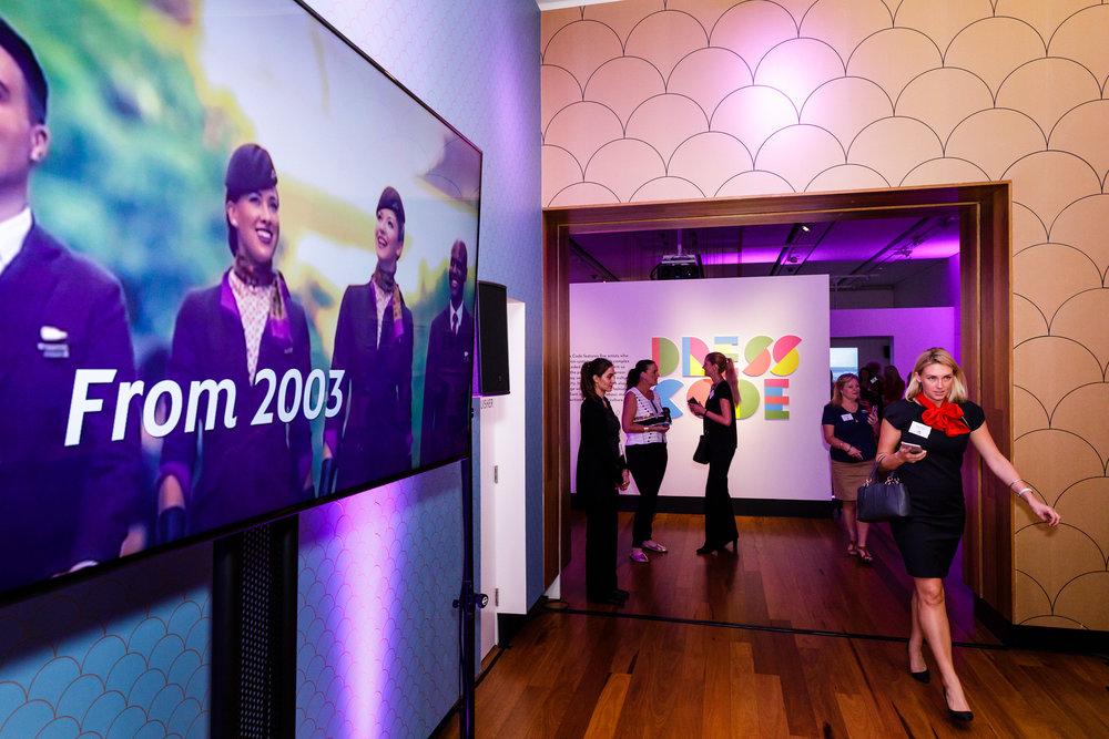 Etihad 15th Birthday Museum of Brisbane February 2019