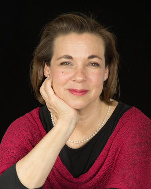 Lucie Gelinas, The Artistic Director
