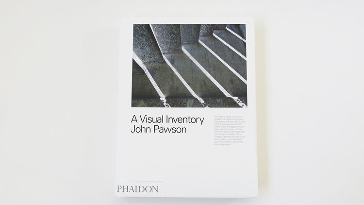 Holiday favorites repeatworld a visual inventory john pawson by phaidon is an intimate peek into the mind of my favorite architect john pawsons practiced restraint is a lifetime study solutioingenieria Gallery