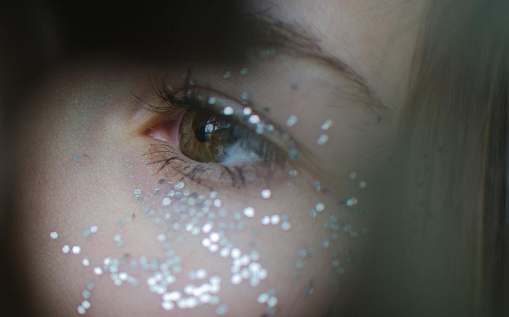 Glitter for Coachella