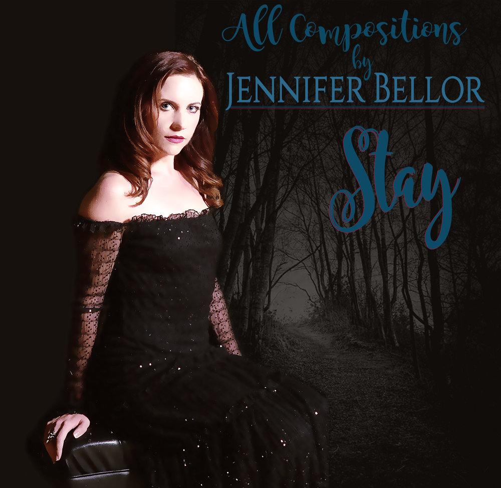 STAY by Jennifer Bellor (2017)