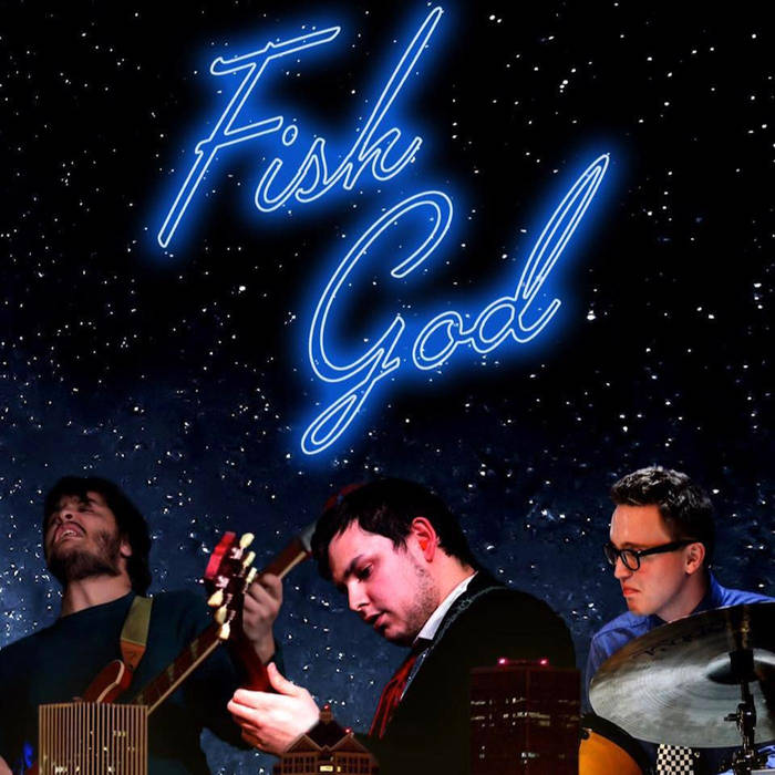 Fish God by Fish God (2015)