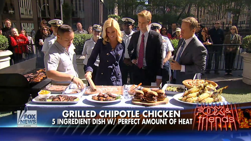 fox friends tasty recipes for the perfect memorial day bbq