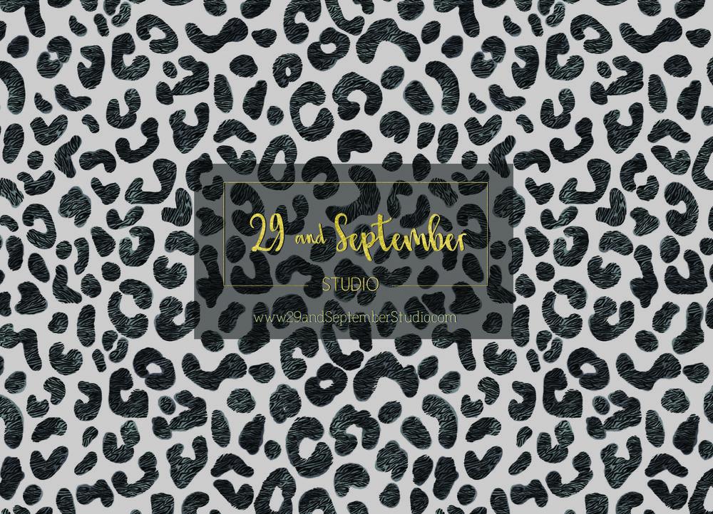 Leopard print £20