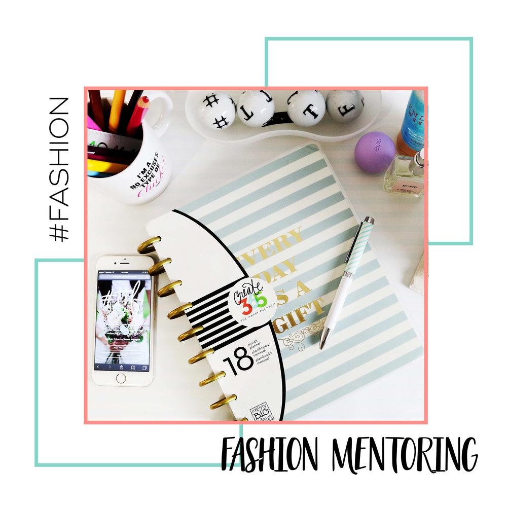 29andSeptember Studio fashion mentoring service