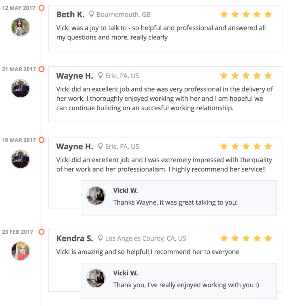 29andSeptember Studio feedback