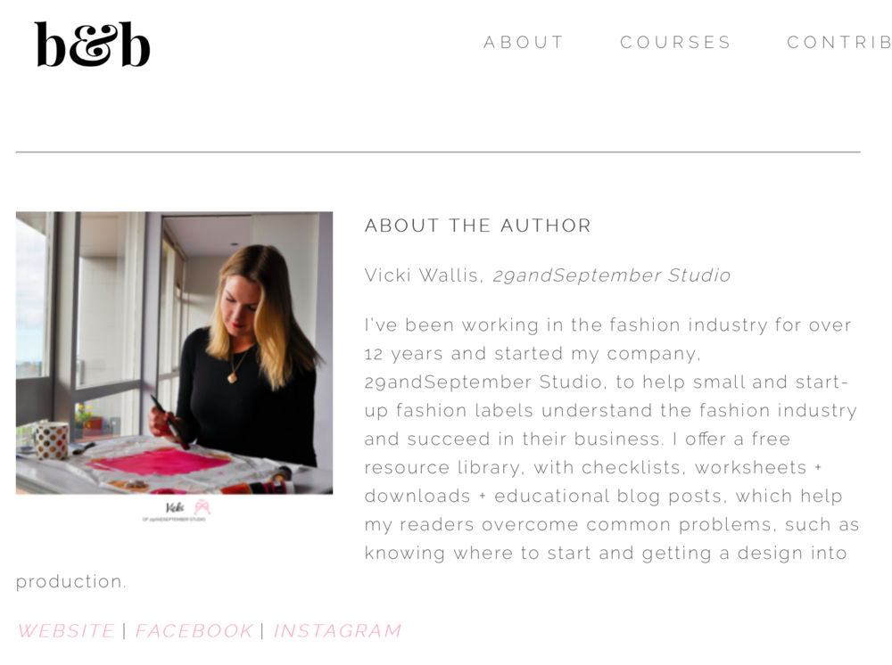 29andSeptember Studio for Biz & Bubbly; Why it's Important to Know Your Target Audience'