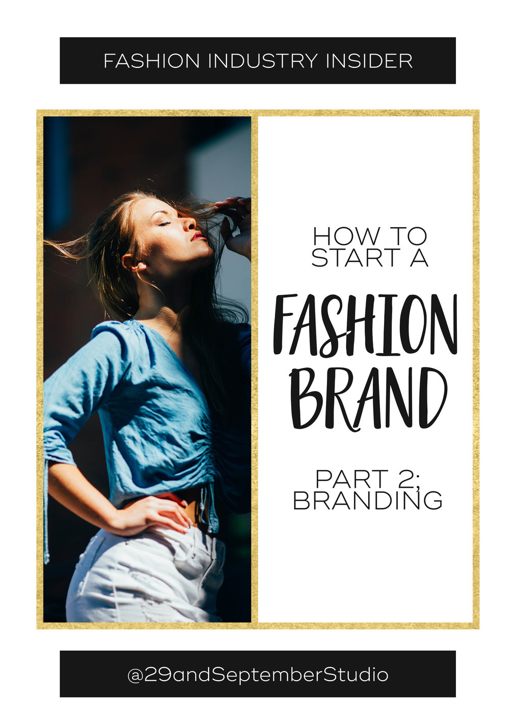 How to Start a Fashion Brand; Part 2, brand identity