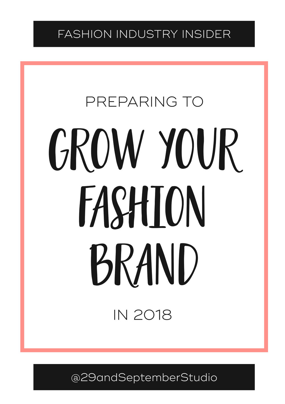 How to prepare to grow your fashion brand in 2018 | fashion designing business plan | how to build a fashion brand