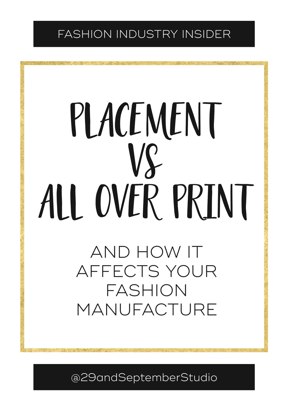 Placement Prints vs All Over Prints and How They Affect Your Fashion Manufacture | Placement Prints Textiles | Print Definition | Textile Design