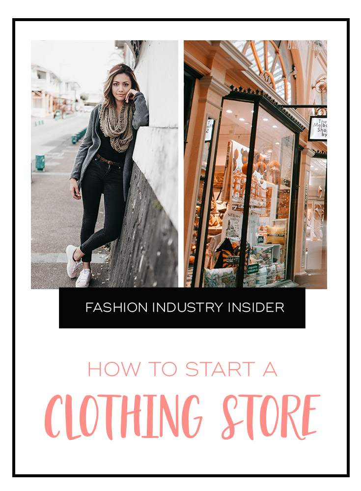 How to start a clothing store | How to start a fashion brand website | how to launch a fashion brand | business strategy for fashion lines