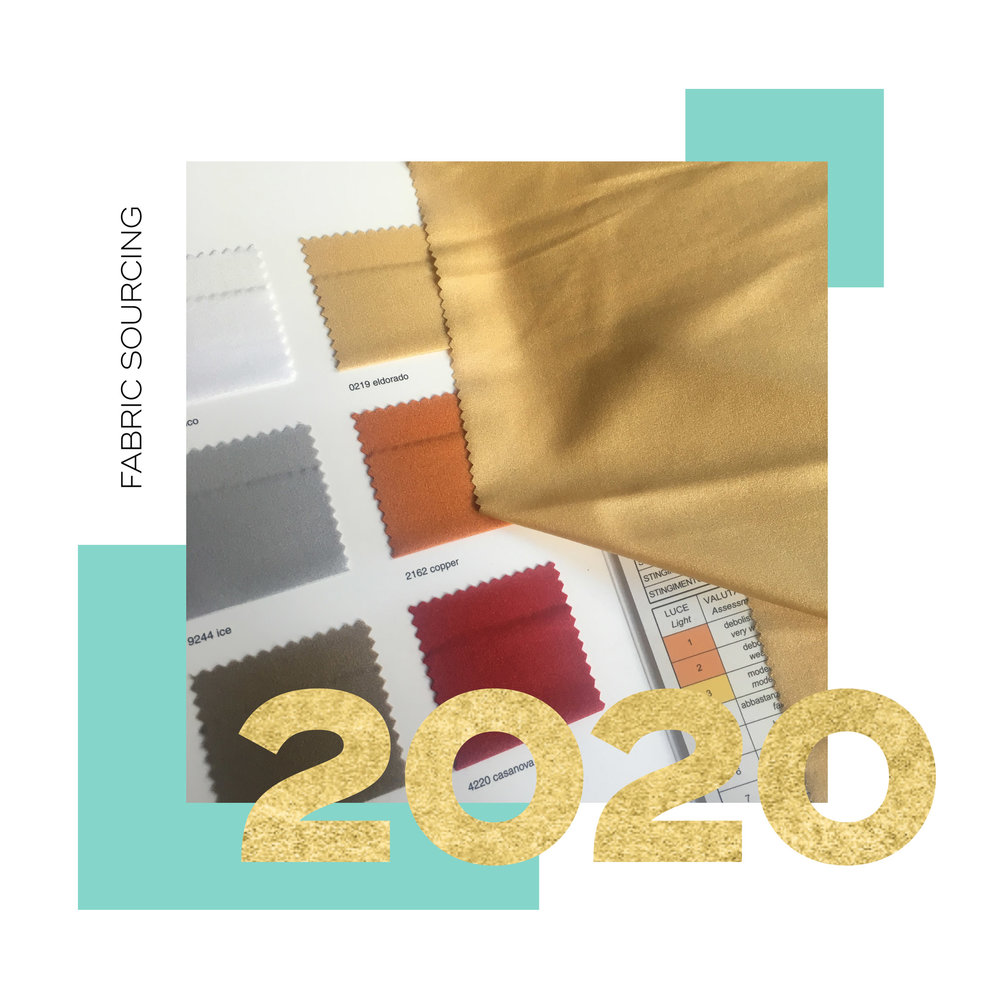 Fabric Sourcing Info