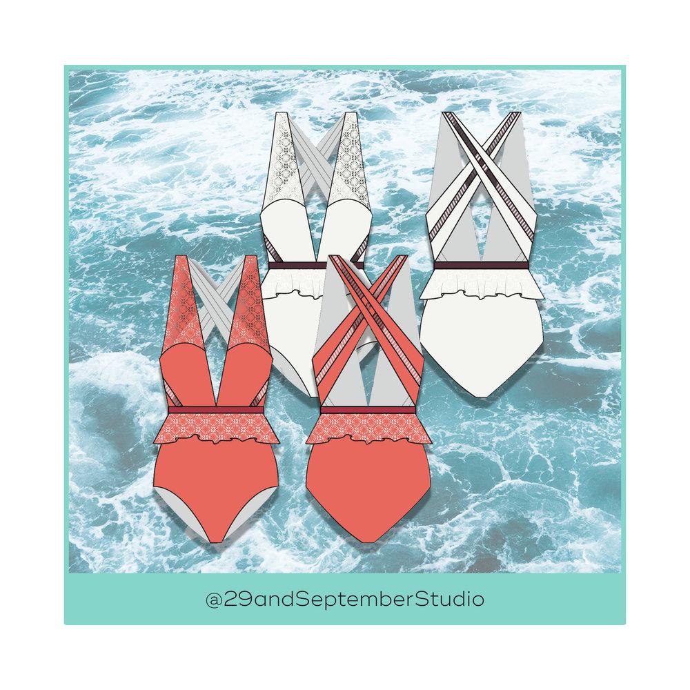Start a Swim Brand