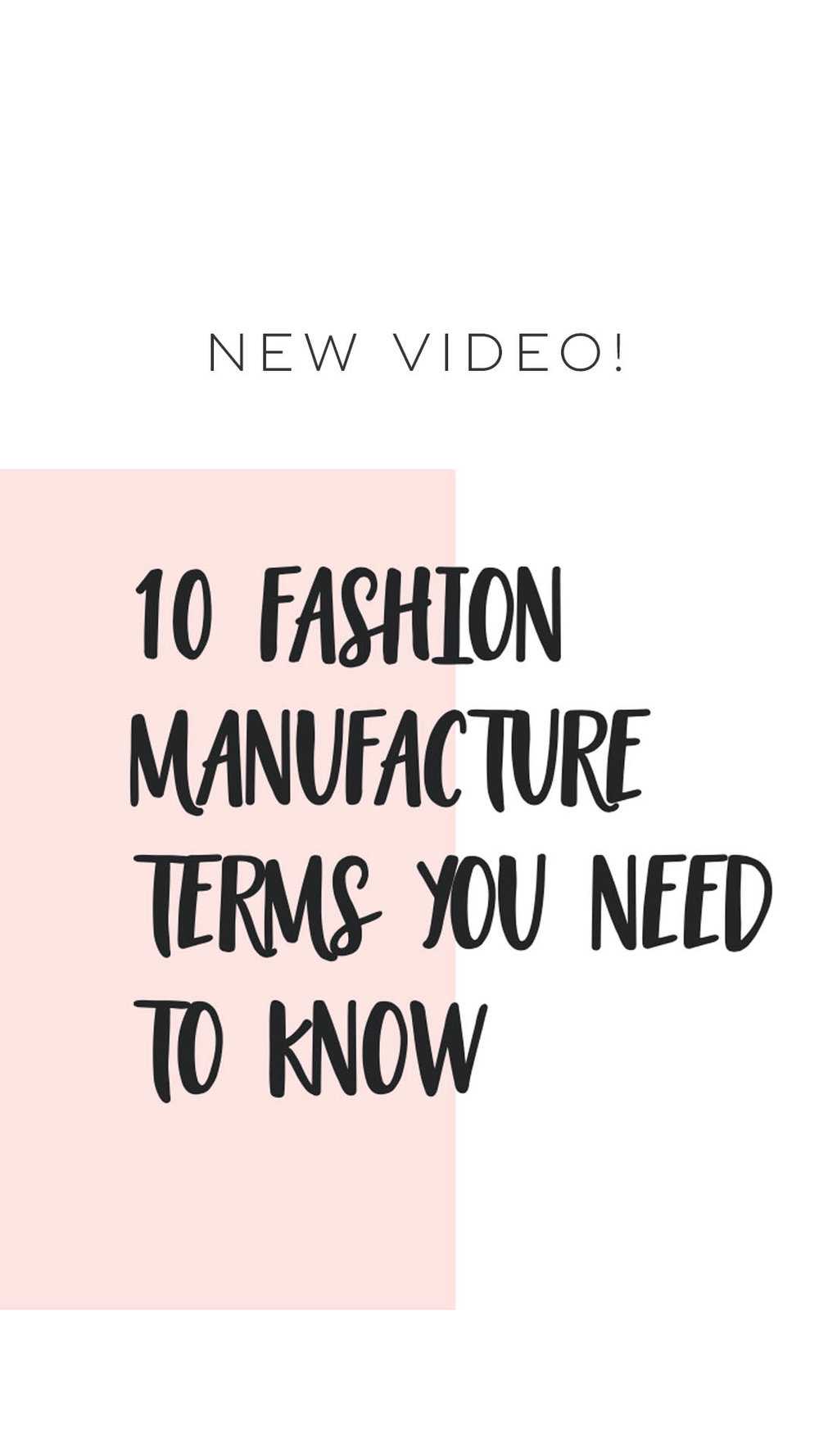 10 Terms Video